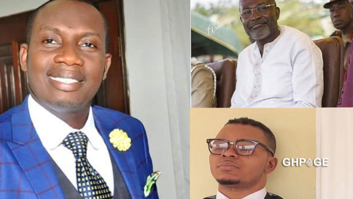 Counsellor Lutterodt hits back at Ken Agyapong after insulting him for supporting Obinim