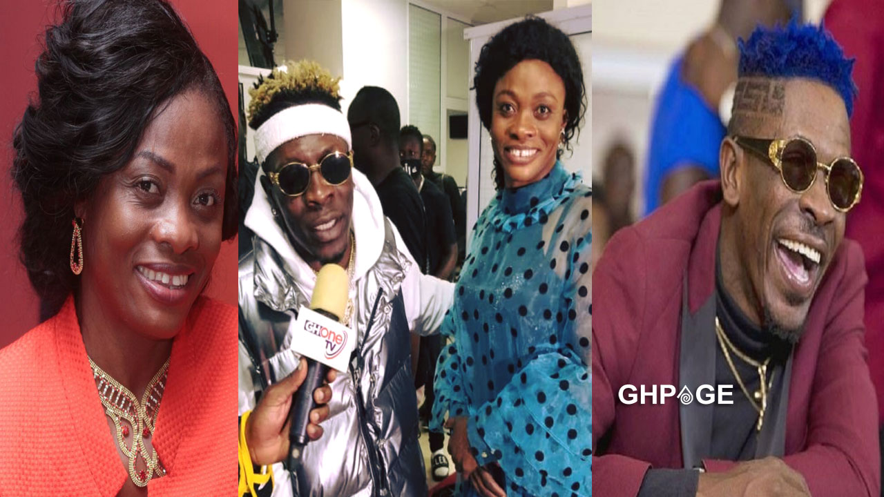 Diana Asamoah eulogizes Shatta Wale; says he is the best and got love for his people