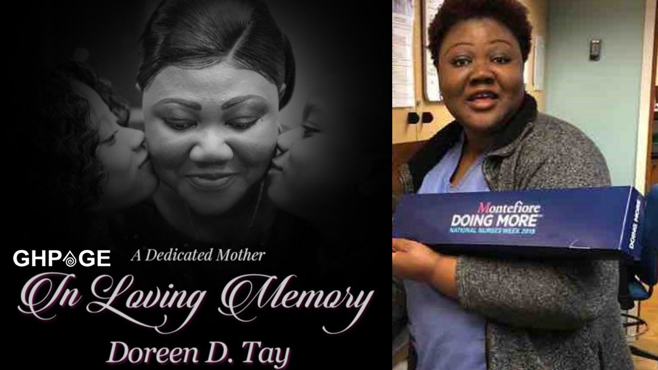 Another Ghanaian nurse dies of Coronavirus in the USA