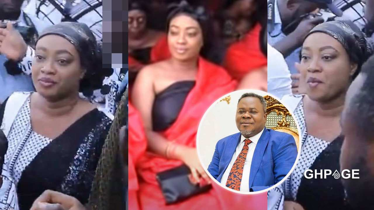 Photos of Dr. Kwaku Oteng's 3rd wife who's more beautiful than Akua and Linda