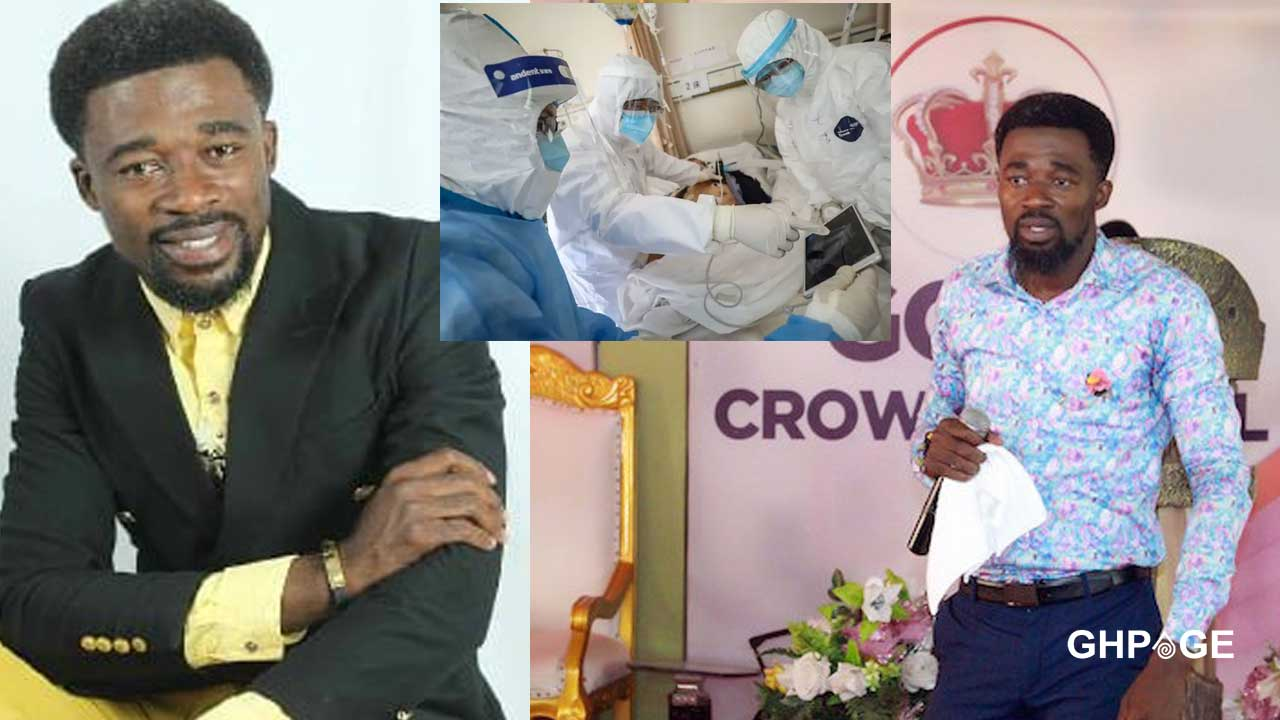 I can cure coronavirus by just shaking the hands of a patient – Eagle Prophet