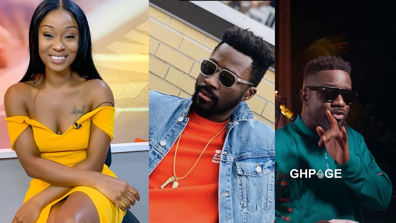 Efia Odo subtly jabs Asem for his continuous release of diss songs to Sarkodie