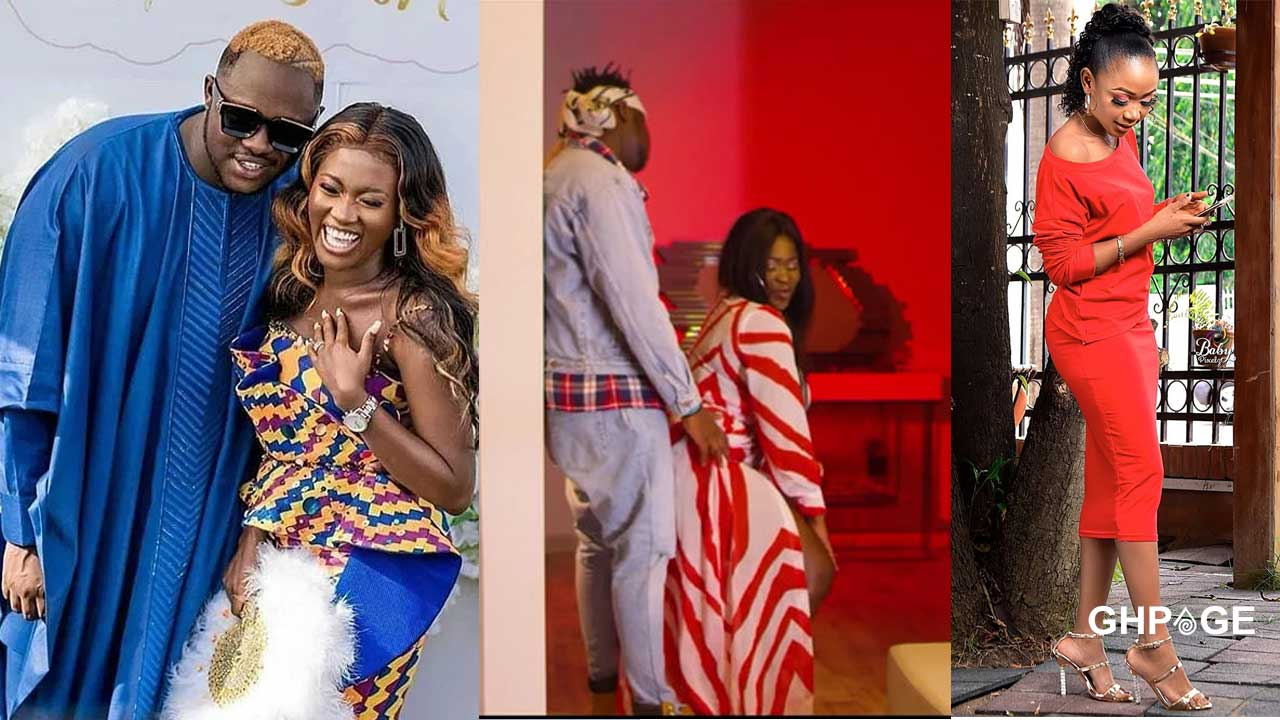 Fella Makafui speaks for the first time after Akuapem Poloo accused Sista Afia of sleeping with Medikal