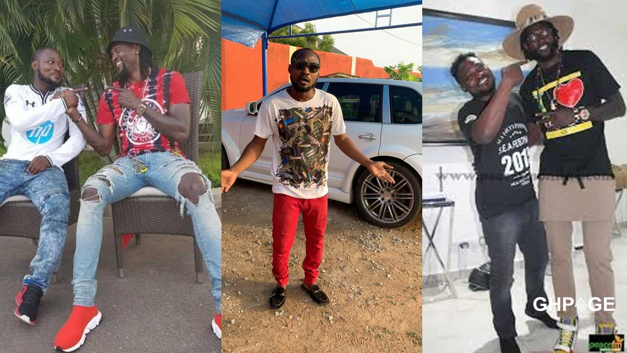 Adebayor pledges support for Funny Face in his fight with other actors