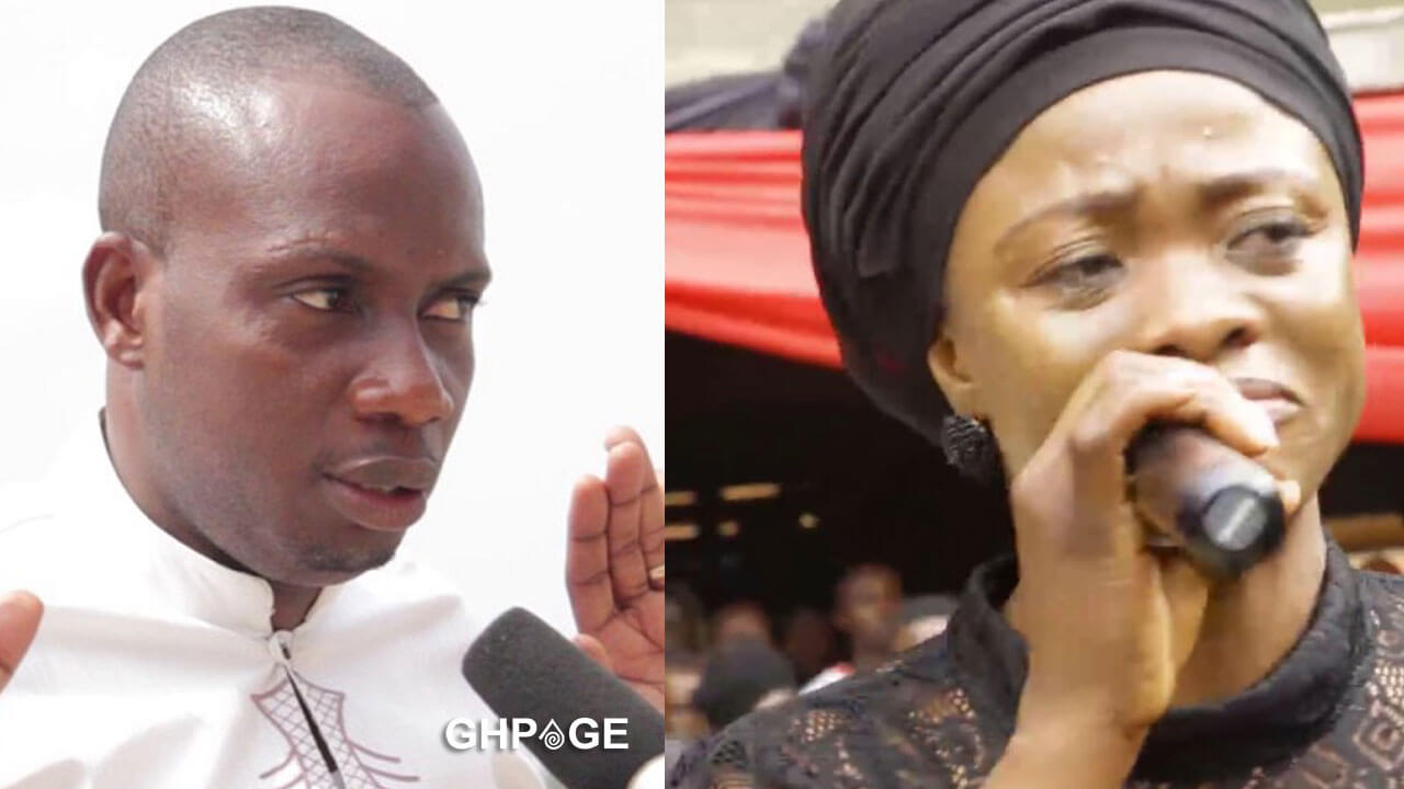 I will fight any pastor who will put Diana Asamoah on bill to perform  – Counsellor Lutterodt