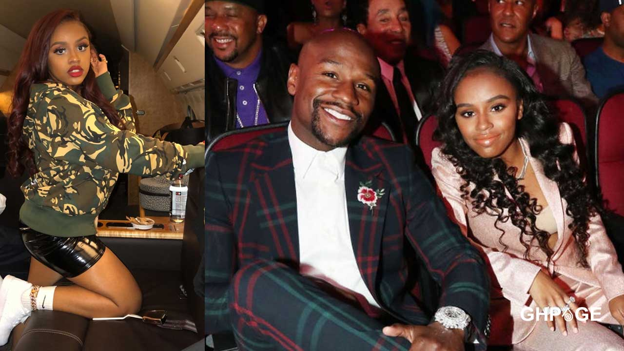 Mayweather's daughter likely to spend 99 years behind bars for stabbing