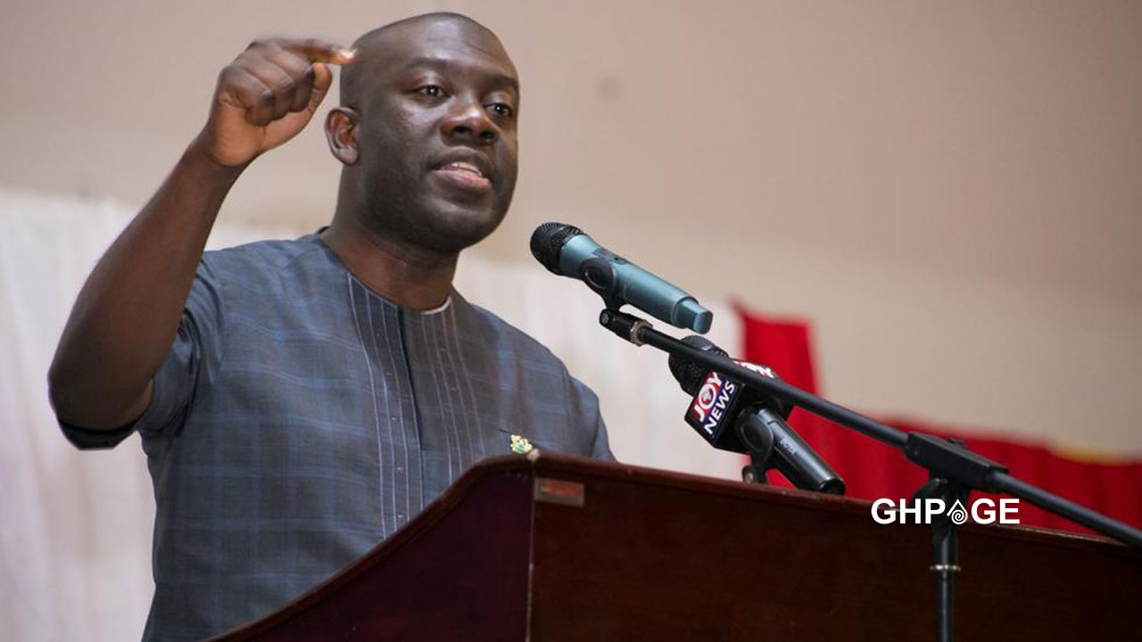 Government will decide on reopening of schools by December 30 – Kojo Oppong Nkrumah
