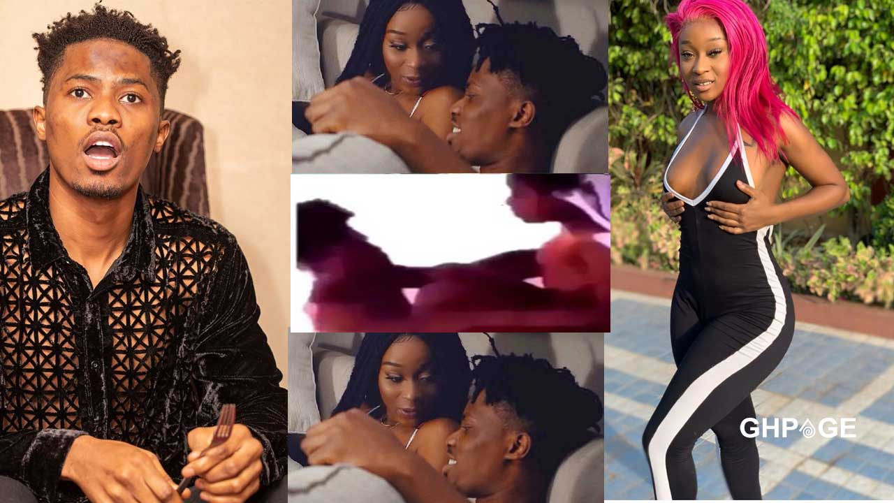Alledged Kwesi Arthur 'atopa' video was released by a lady friend