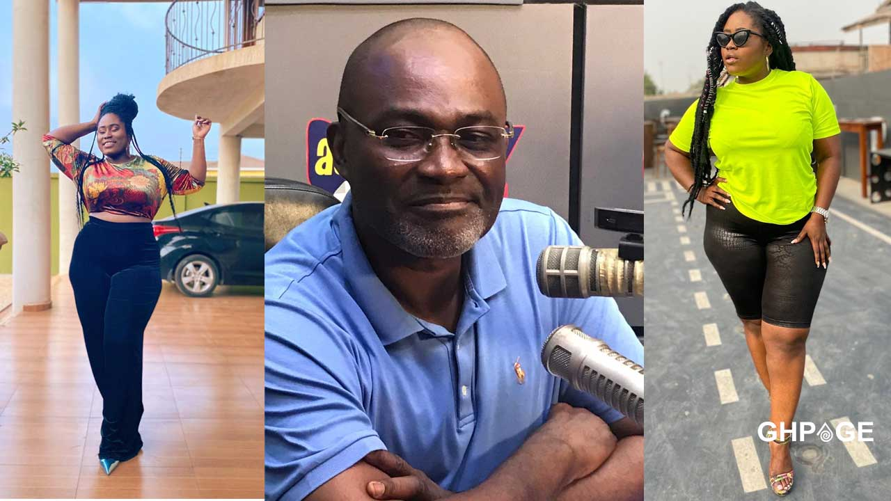 Lydia Forson vows never to cross the path of Hon. Kennedy Agyapong