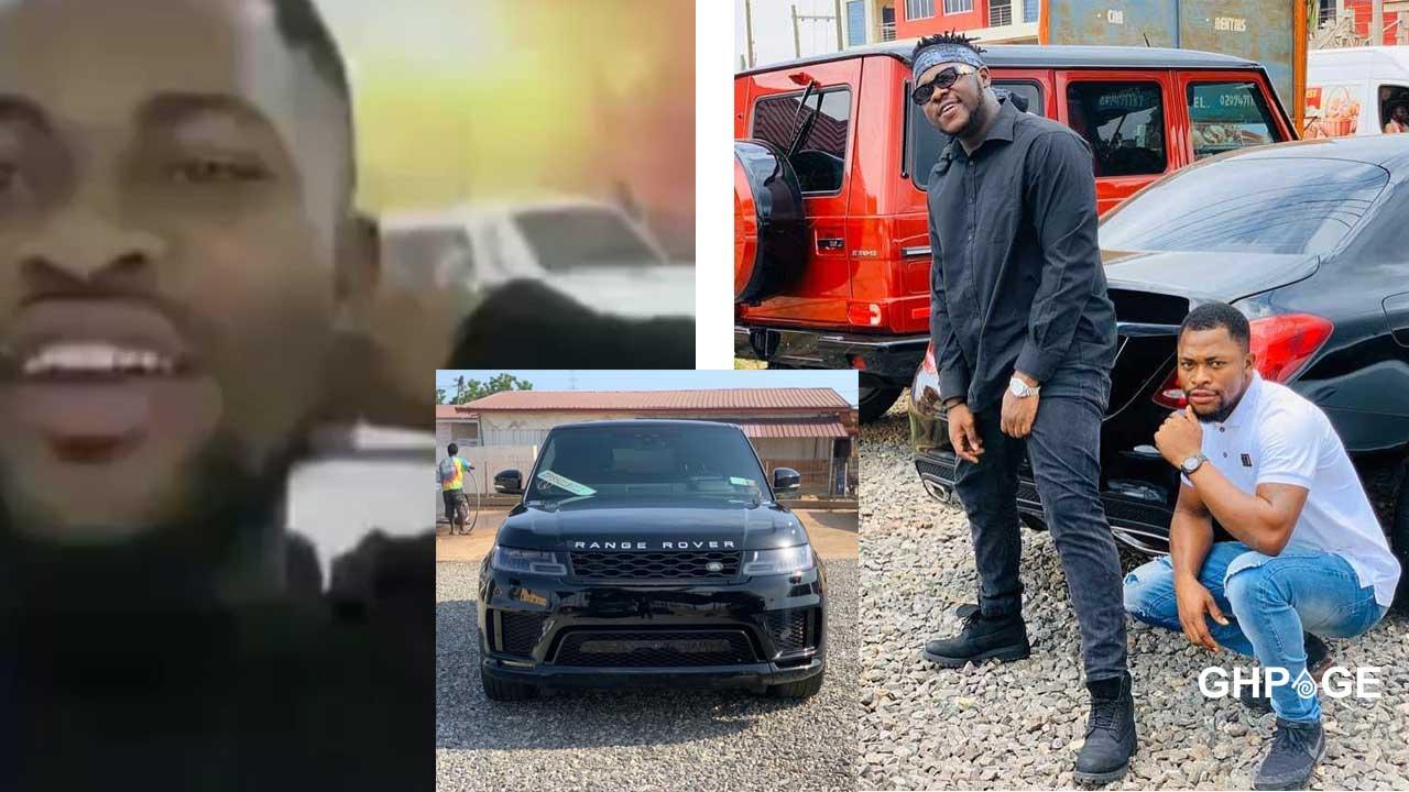 Medikal has never borrowed a car from me – celebrity car dealer