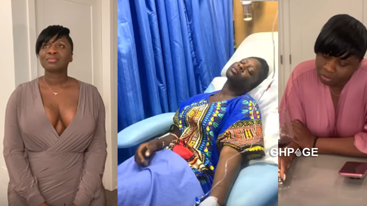Princess Shyngle loses pregnancy as husband is in jail