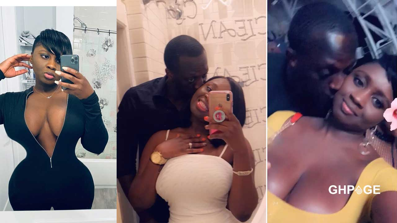 Princess Shyngle reveals she is pregnant for her boyfriend who is in jail