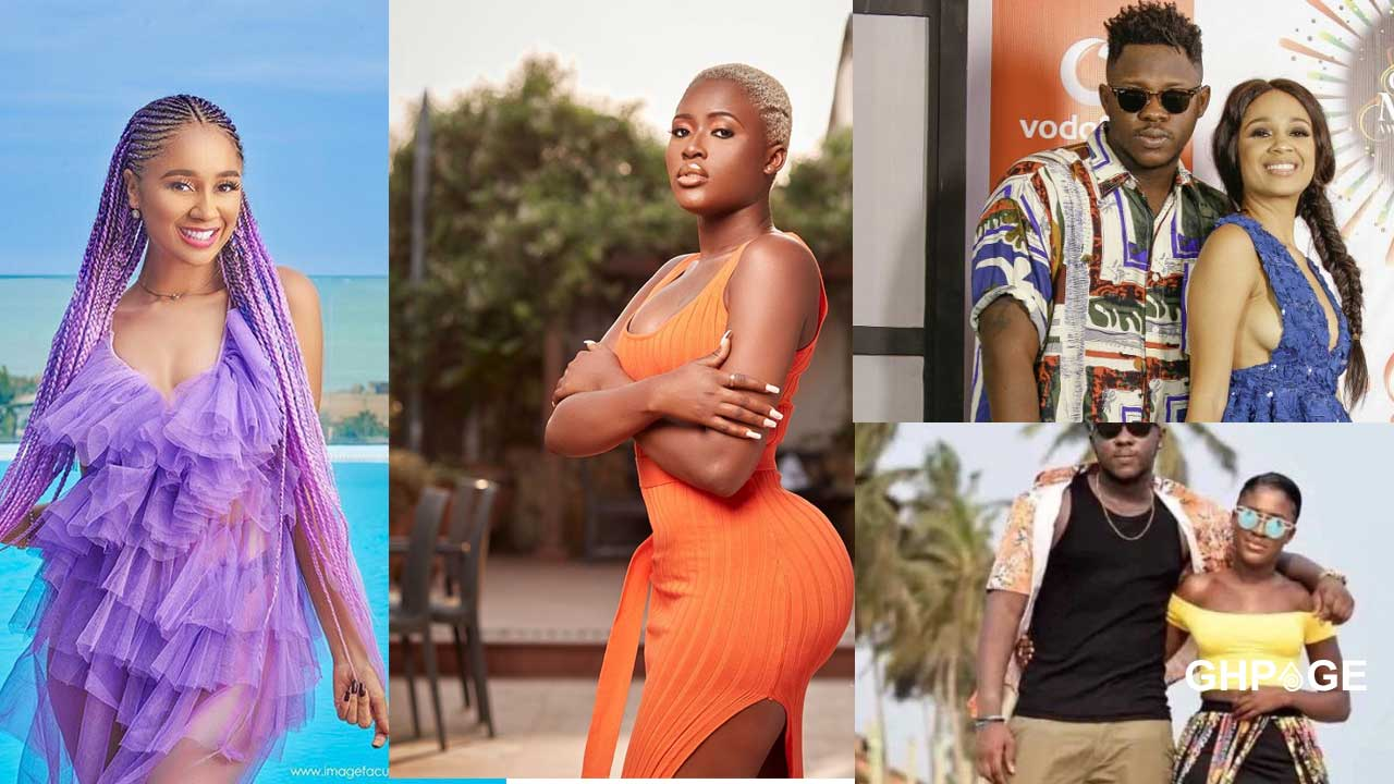 Family of Fella Makafui angry with Sister Derby