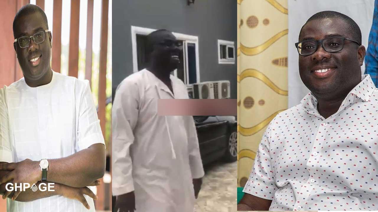 VIDEO: Plush mansion of NPP's Sammy Awuku surfaces on social media