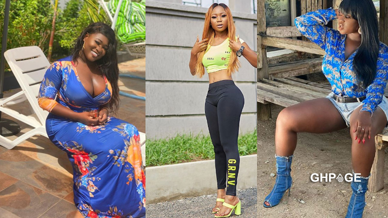 Sista Afia lands heavily on Akuapem Poloo after she exposed her of sleeping with Medikal