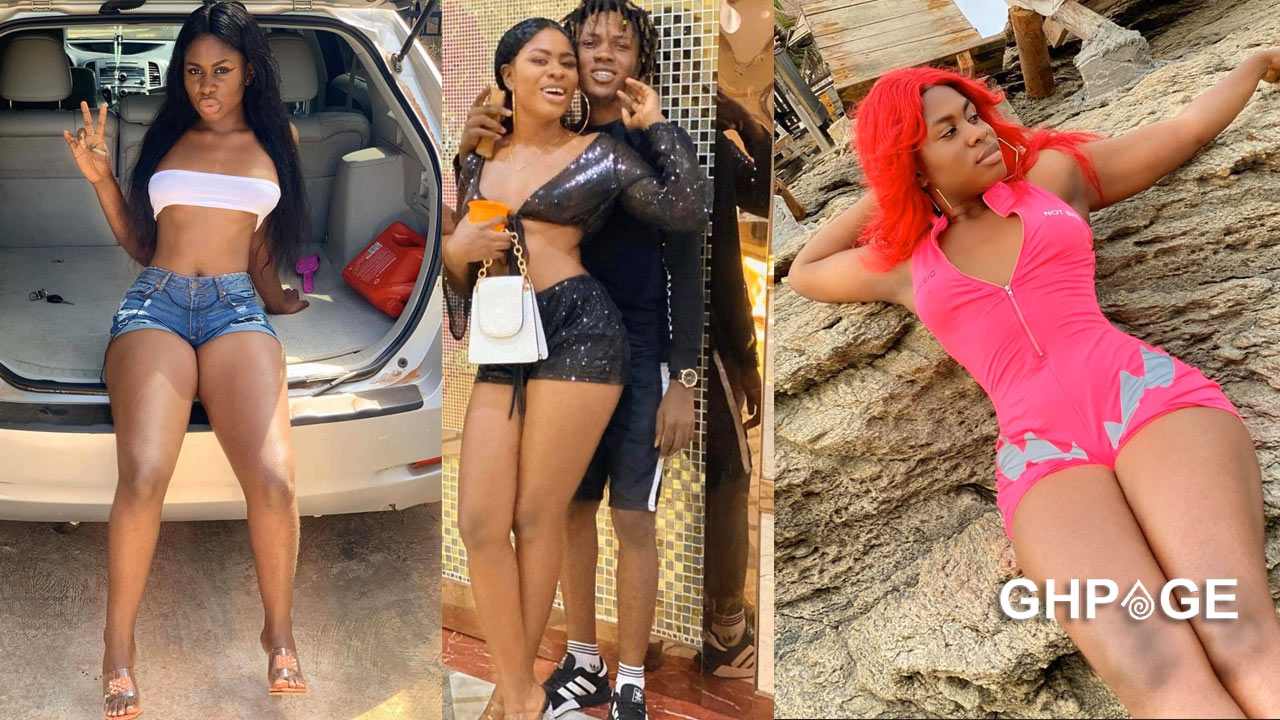 Yaa Jackson shows off her boyfriend on social media for the first time