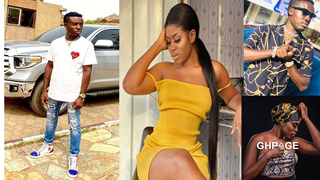 Yaa Jackson and Criss Waddle spark dating rumours on social media