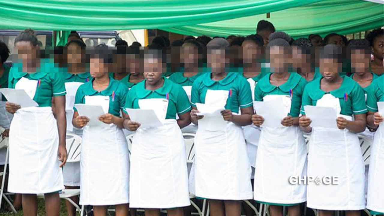 COVID-19: 32 Ghanaian Nurses & Midwives tests positive for coronavirus