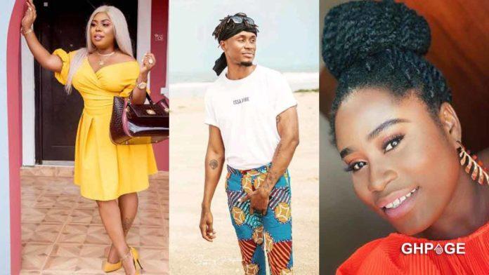 Afia Schwar, EL, Lydia Forson come to the defence of Kidi amid Accra FM's fracas