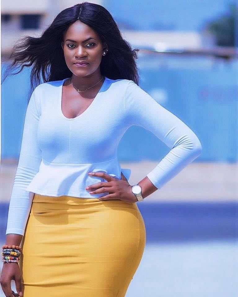 Dzigbli Nana Ama Comfort aka Ama Endorsed