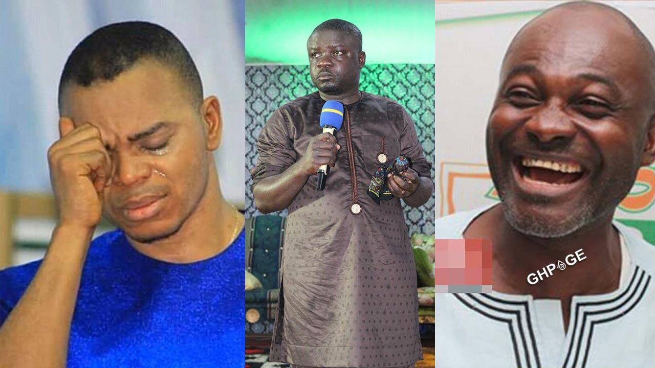 Agya Nkuto blasts Obinim; urges him to apologize to Kennedy Agyapong