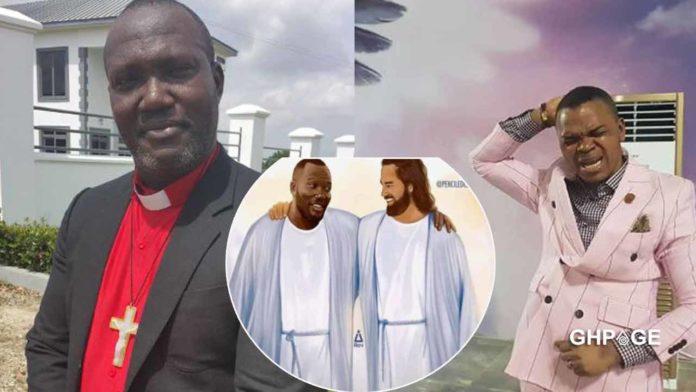 Bishop Bernard Nyarko is now an angel in a Heaven - Angel Obinim