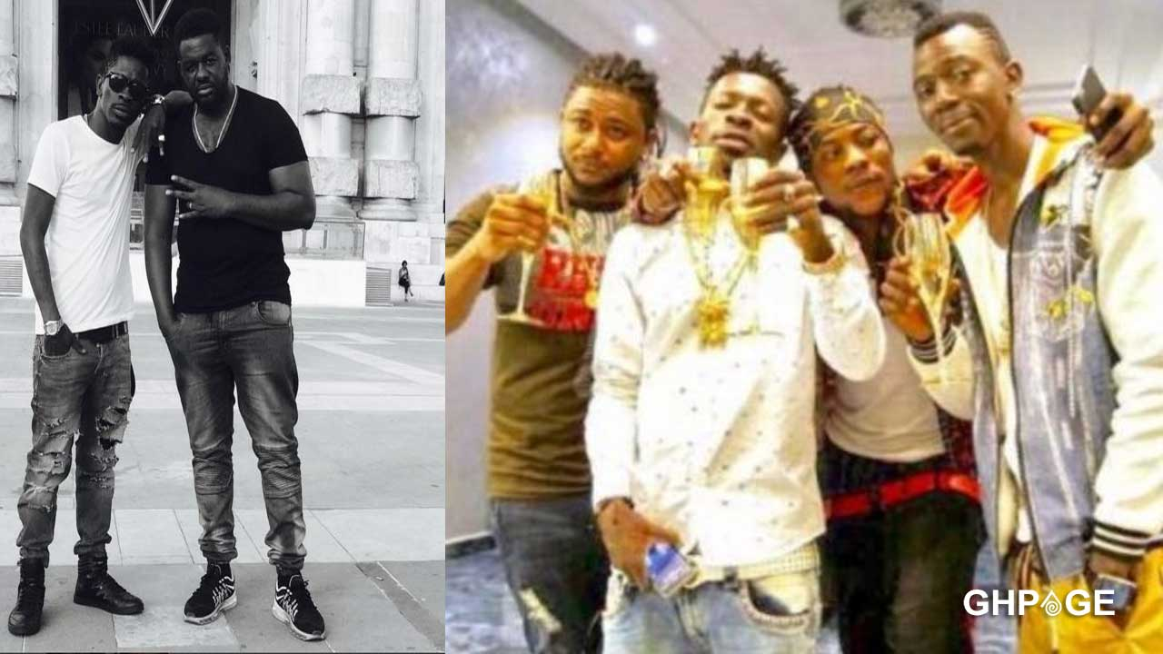 Shatta Wale's deal with his sacked Militants is for life – Bull Dog