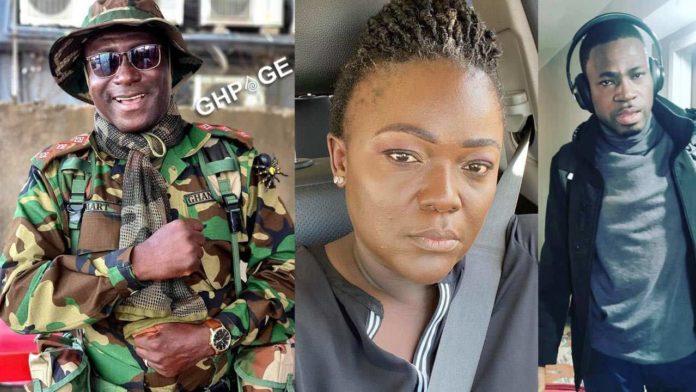 Captain Smart, Nana Yaa Brefo and Kofi Adomah