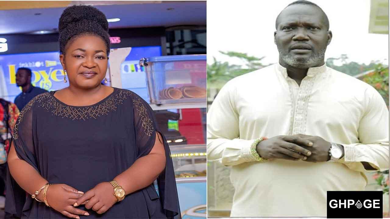 Reasons why Bernard Nyarko couldn't marry Christiana Awuni revealed