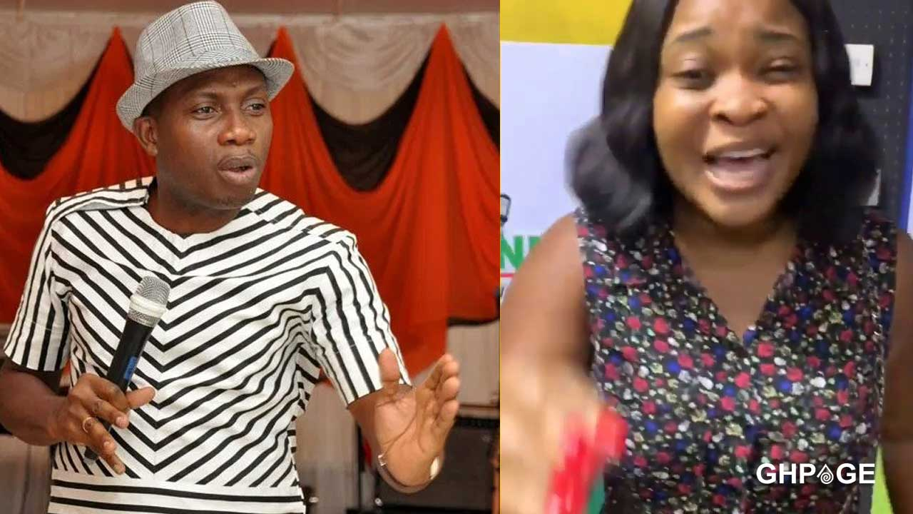 Lutterodt calls Freelove an 'ashawo' for going on Date rush