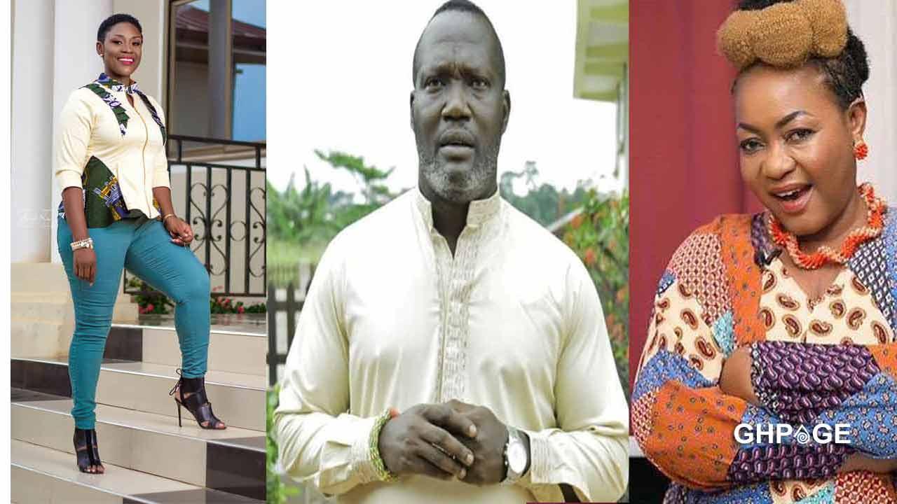 Only Emelia Brobbey & Christiana Awuni supported Bernard Nyarko financially – Close friend reveals
