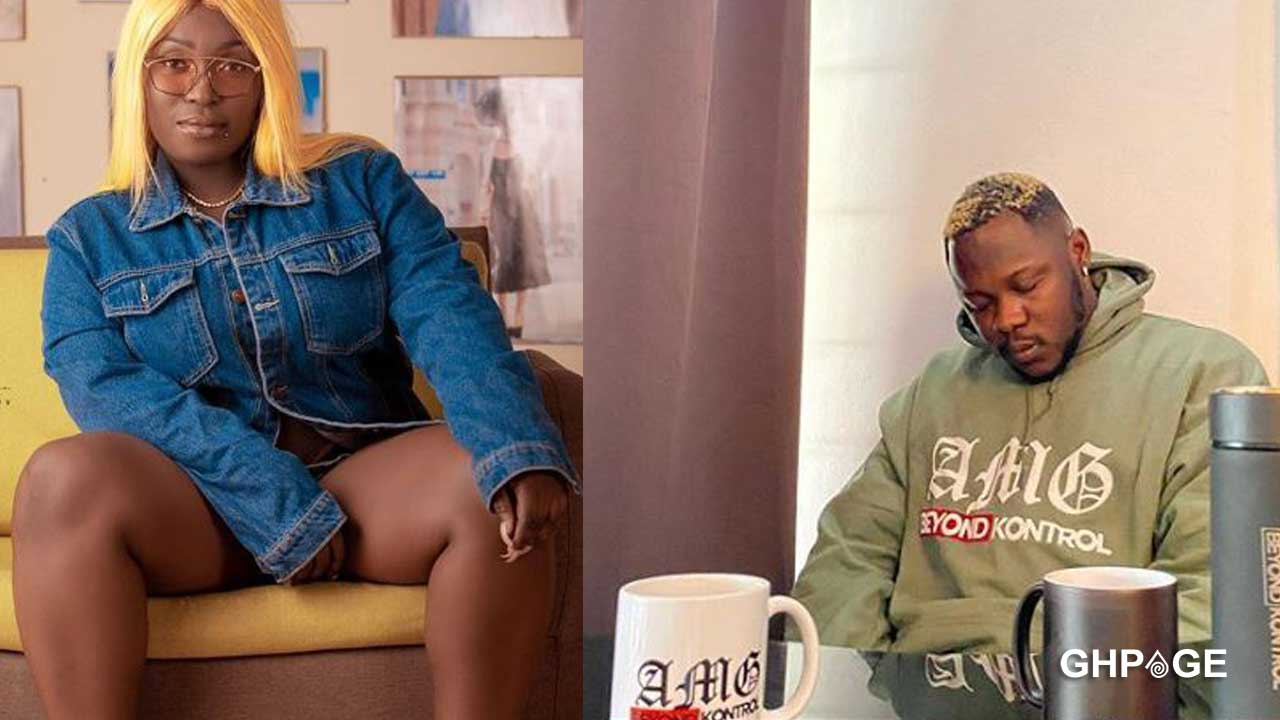 Medikal is not matured for saying I look like a corpse – Eno Barony