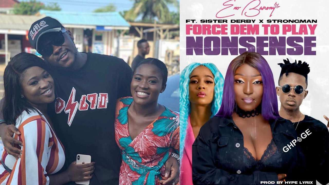 Medikal reacts to Strongman, Derby & Eno's diss song 'Force Dem To Play Nonsense'