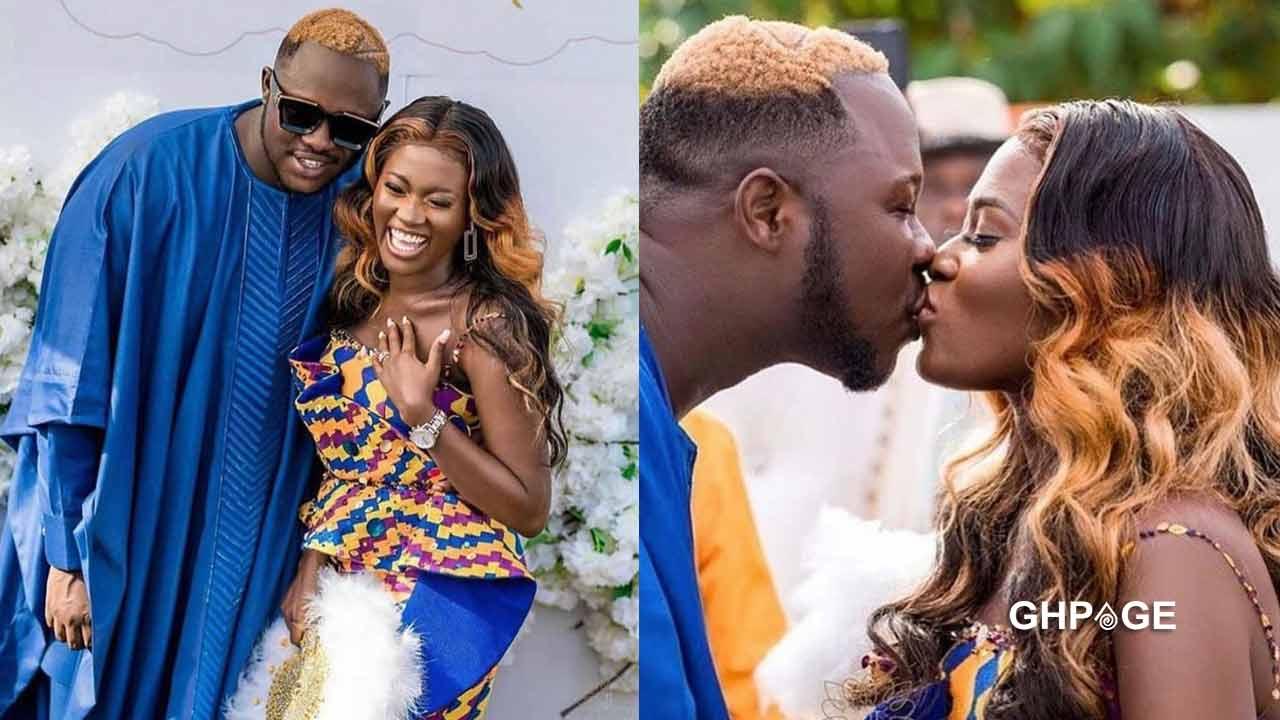 Fella Makafui announces she and husband Medikal will adopt their kids