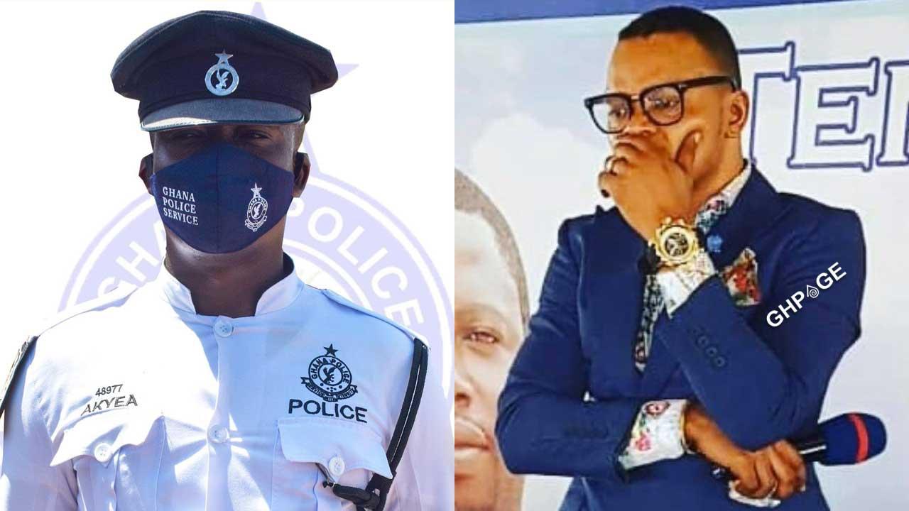 Ghana Police finally speaks on the arrest of Bishop Obinim