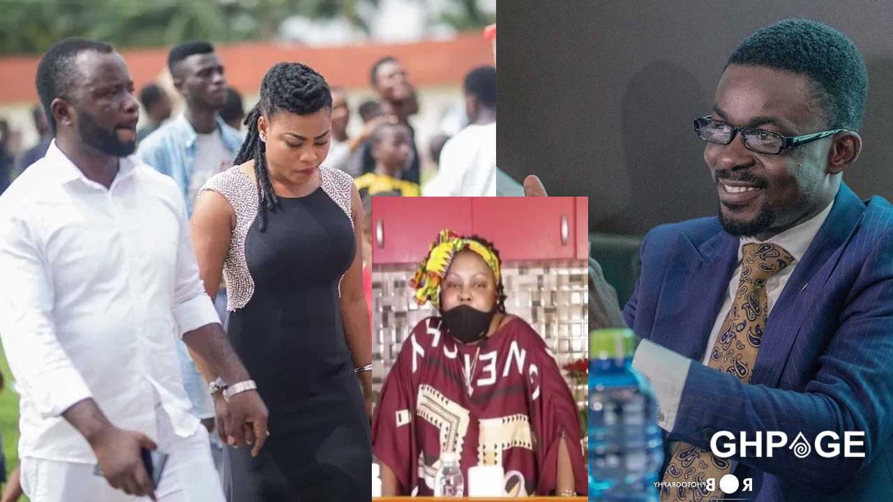 Blame NAM 1 for Joyce Blessing and husband's divorce – Afia Schwarzenegger