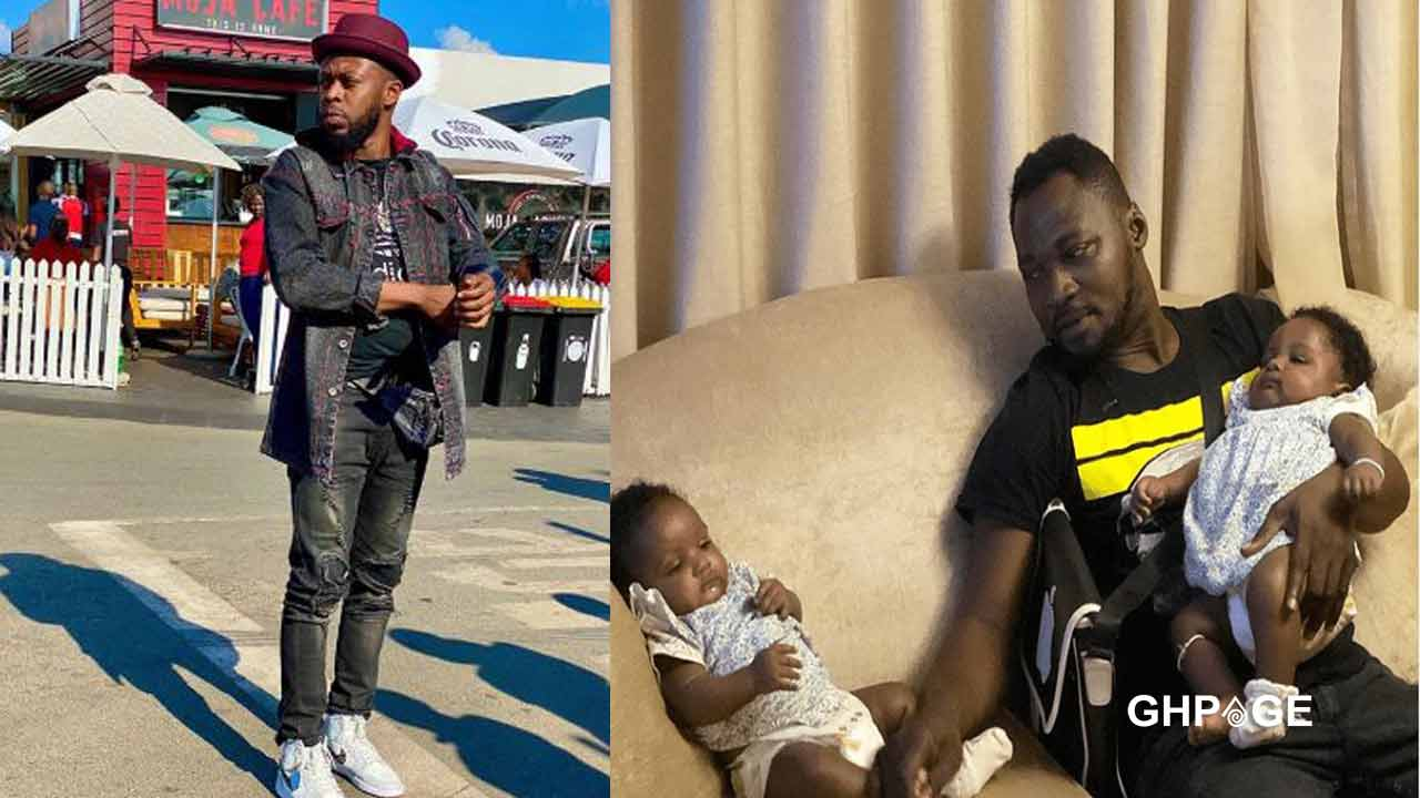 Kalybos speaks for the first time over his brawl with Funny Face