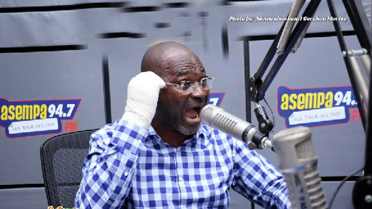 Why are almost all fake pastors from Kumasi? – Kennedy Agyapong