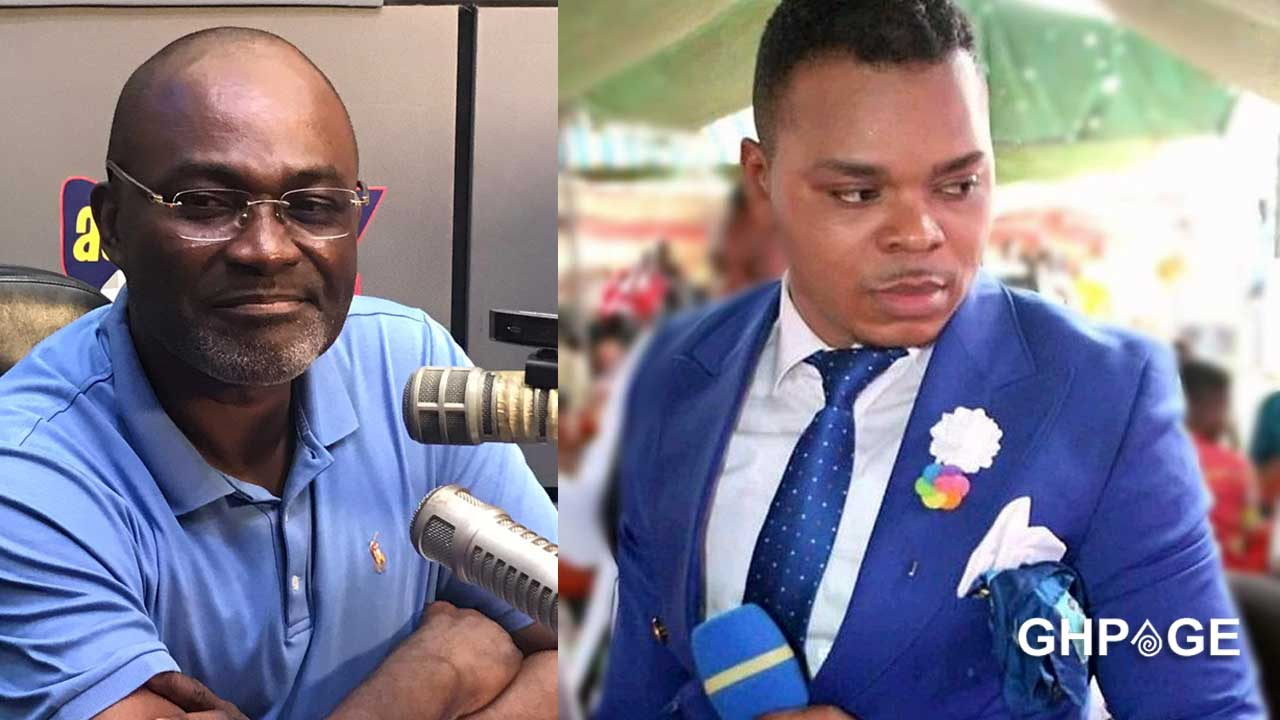 Kennedy Agyapong gives full details on the current location of Obinim