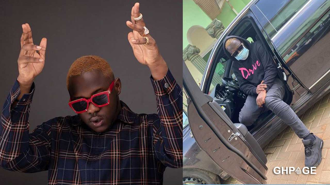 Medikal vows never to diss anyone again