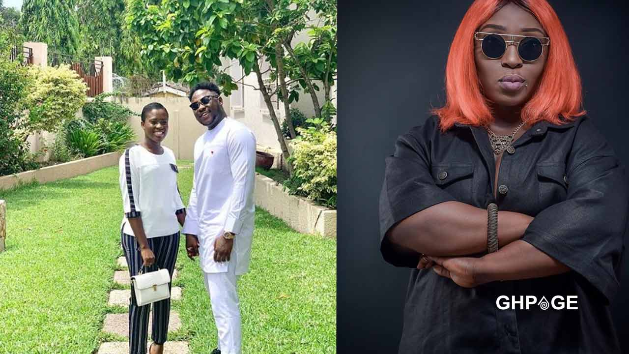 Medikal and Fella gives savage response to Eno over her diss song
