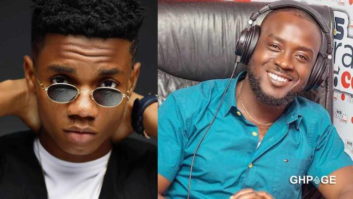 My brand is bigger than Accra FM- Kidi hits back at Nana Romeo