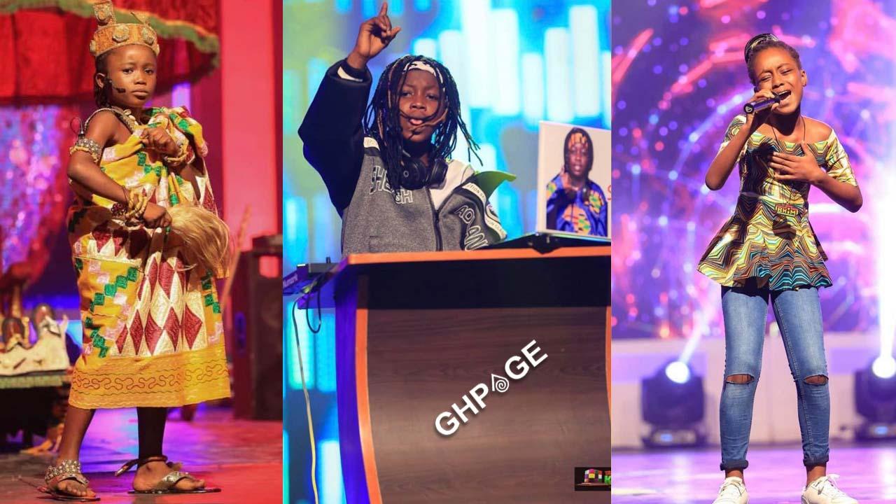 Nana AK wins TV3 Talented Kidz 2020