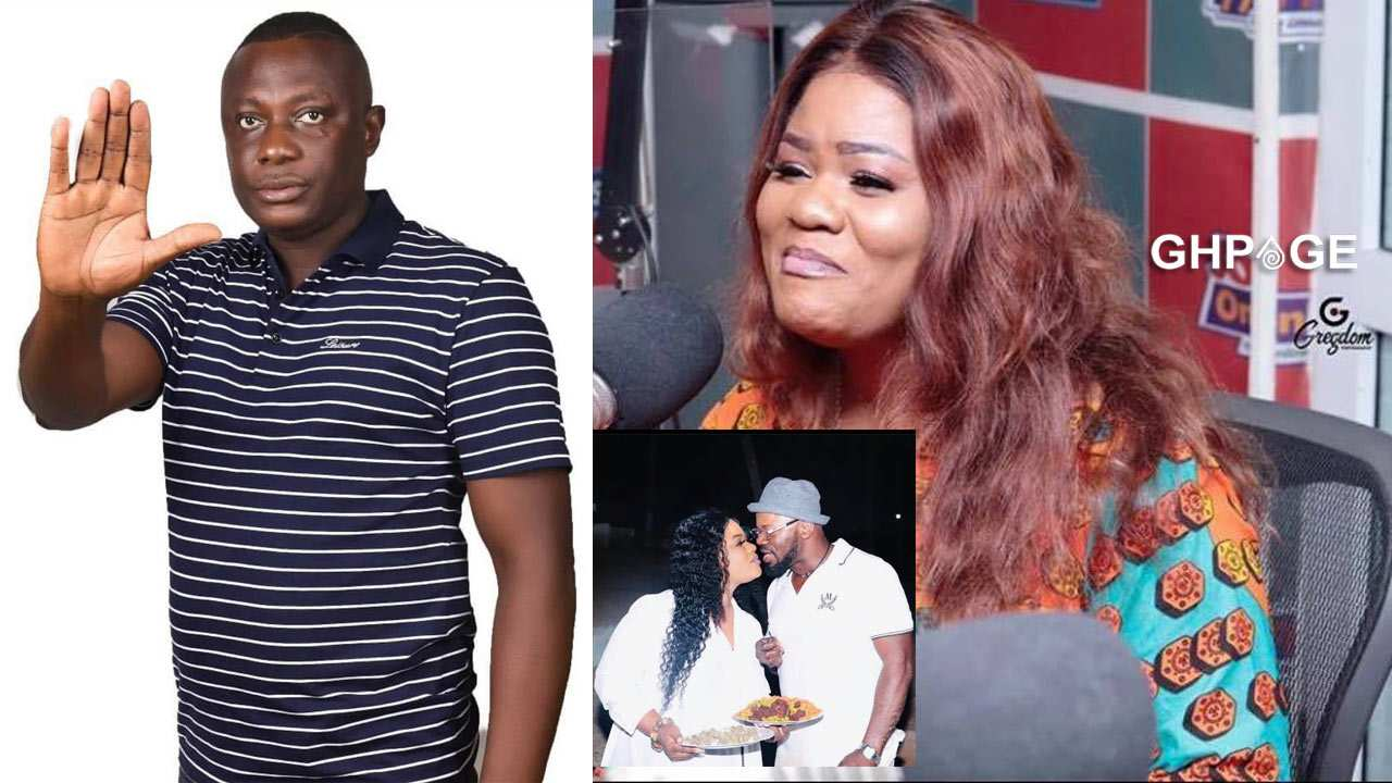 Pastor Love hired 4 macho men to rape ex-wife Obaapa Christy-Prophet