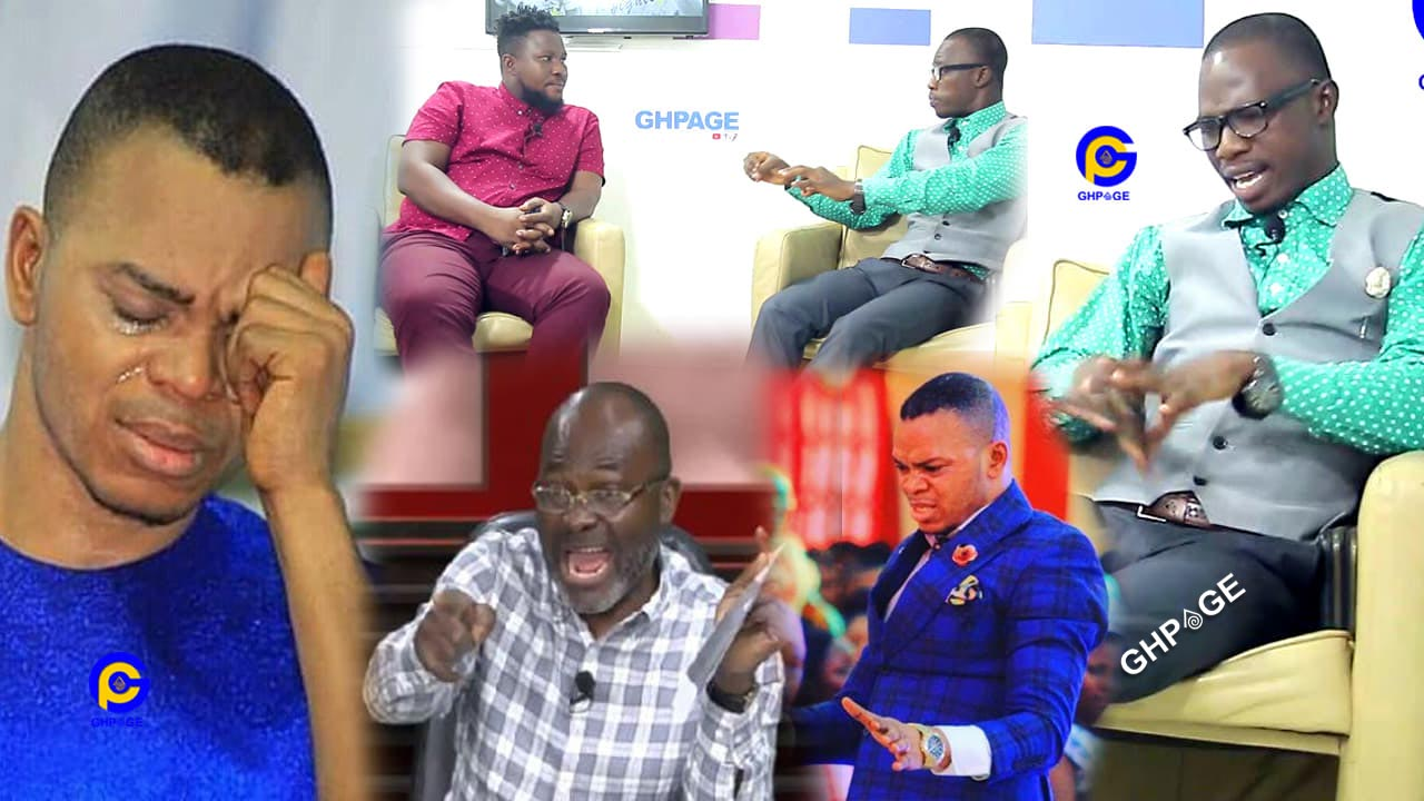 Obinim might die soon from his beef with Ken Agyapong- Prophet Prince Brown reveals