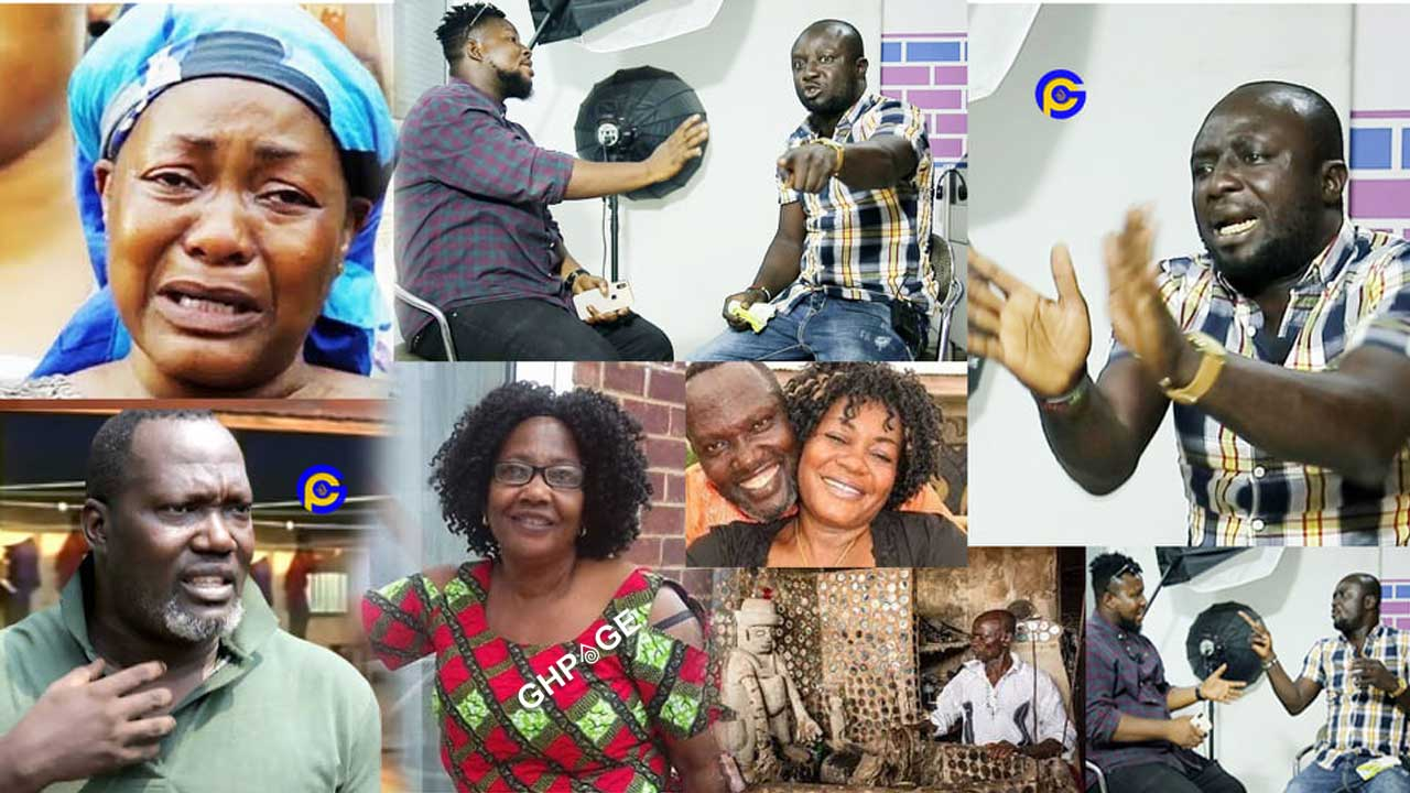 Bernard Nyarko died from visiting a juju man – Ogyam reveals