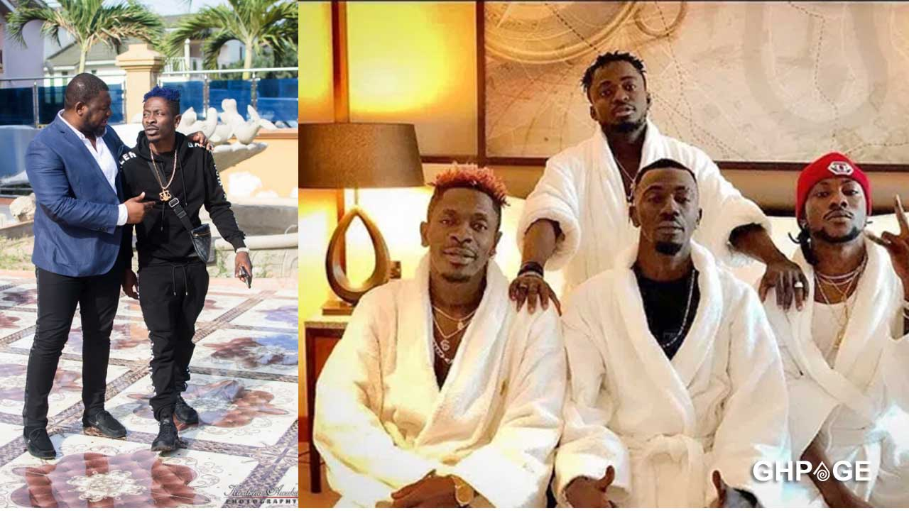 I asked Shatta Wale to fire his Militants – Bulldog