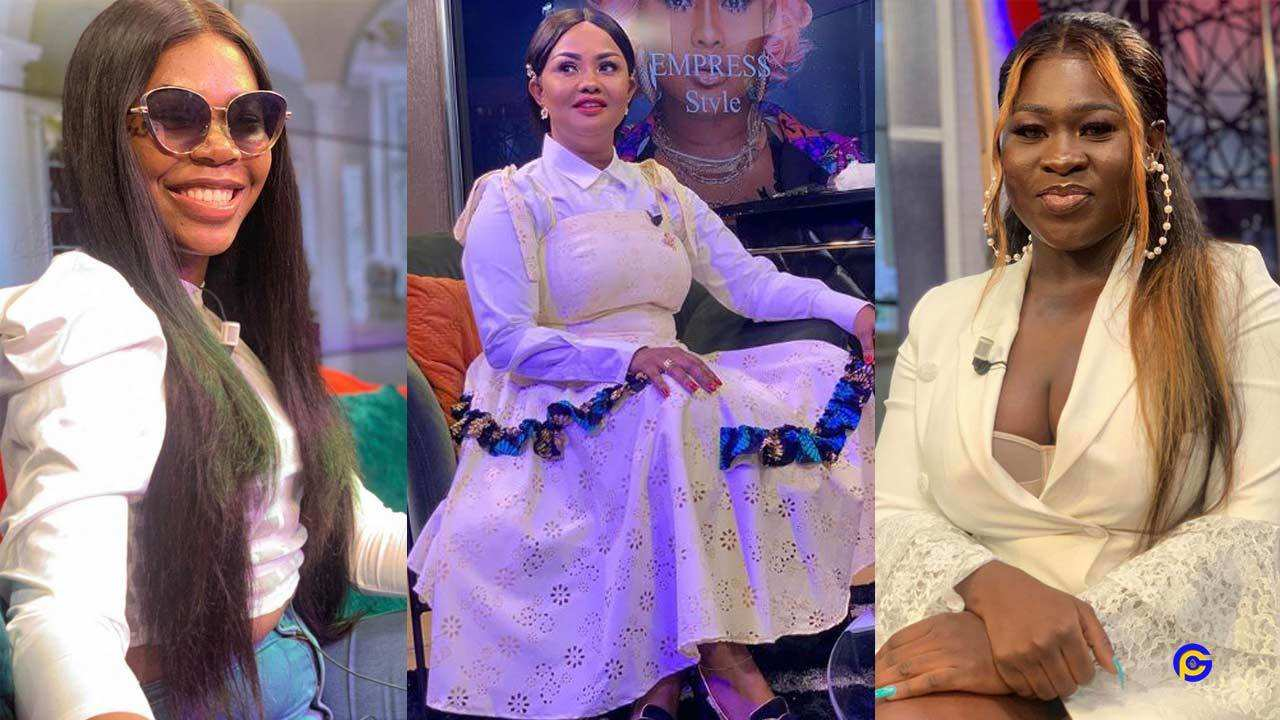 Sista Afia and Freda Rhymz clashed on Mcbrown's show-It ended in tears