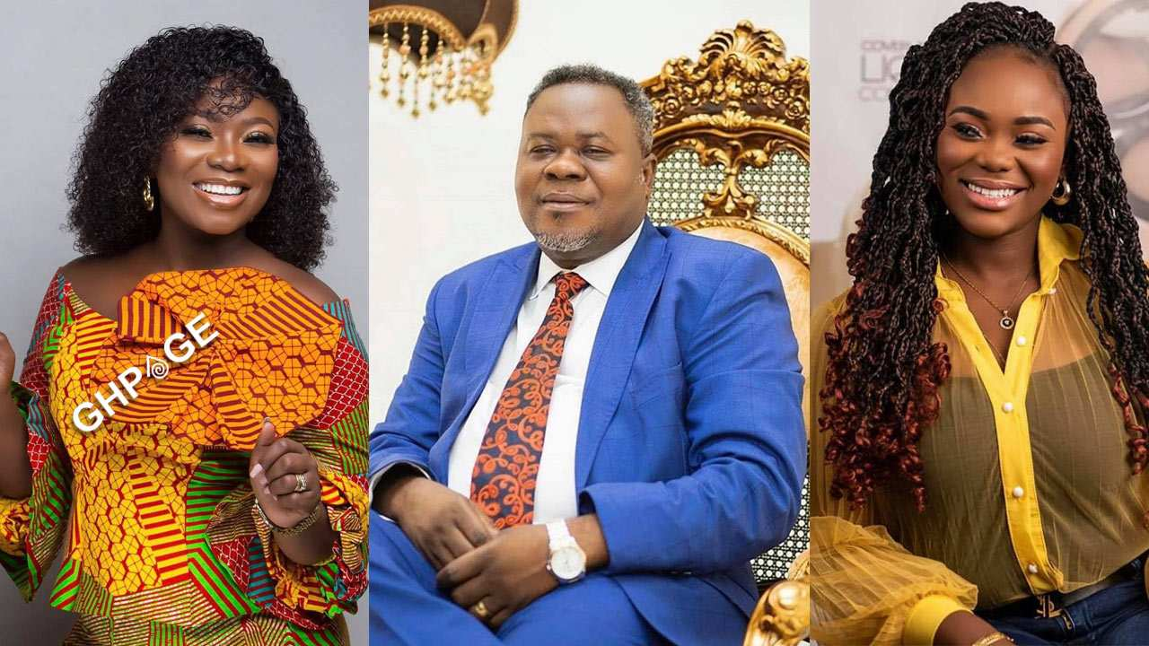 Stacy Amoateng takes over management of Angel TV after Akua GMB's dismissal