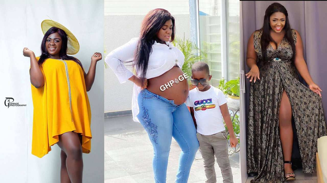 Tracey Boakye welcomes second child- Drops baby bump photos